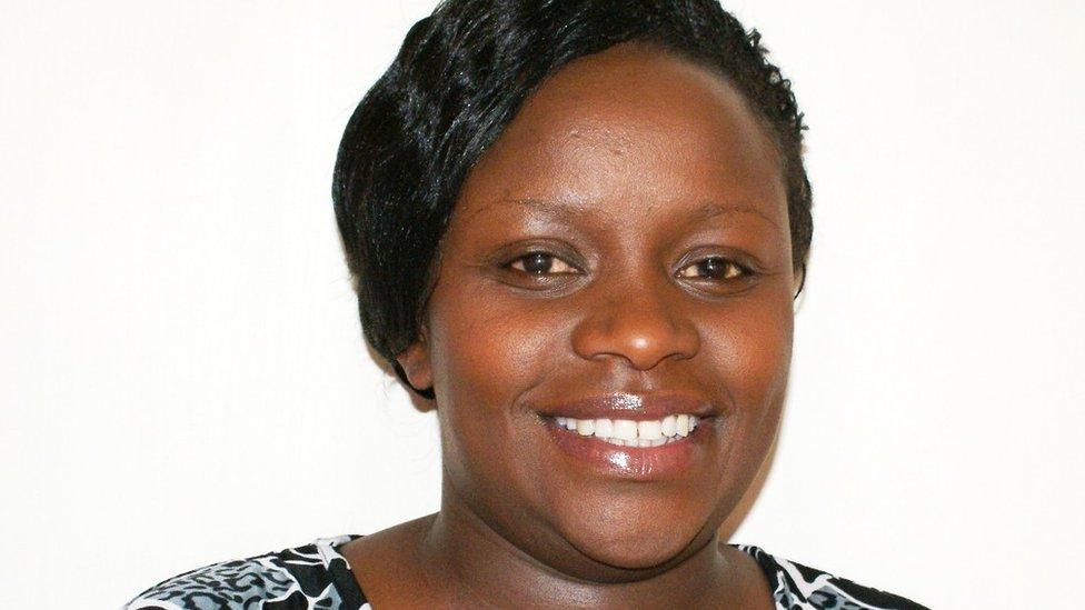 Angela Ngendo