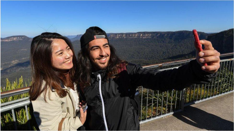 自6月1日起,遊客允許前往澳大利亞的新南威爾士州地區度假。