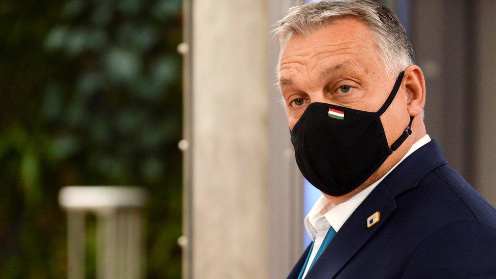 Başbakan Orban göçmen karşıtı ve muhafazakar politikalar uyguluyor