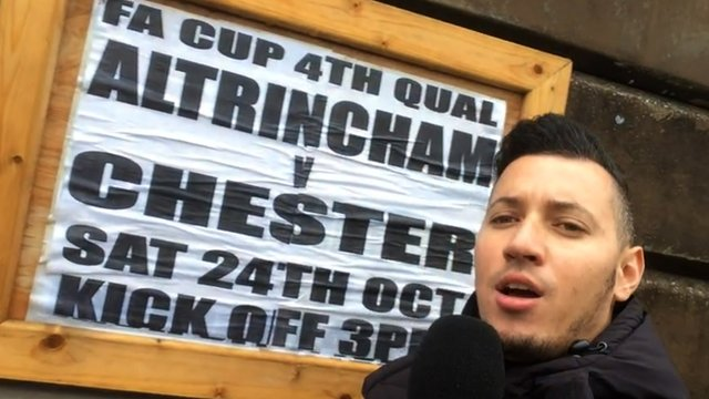 FA Cup: Radio 1Xtra's Nick Bright