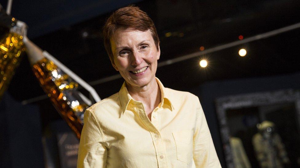 Dr Helen Sharman