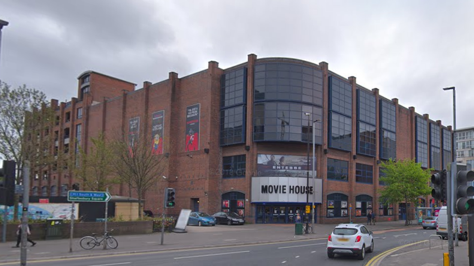 Belfast: Kainos software firm buys Movie House cinema site