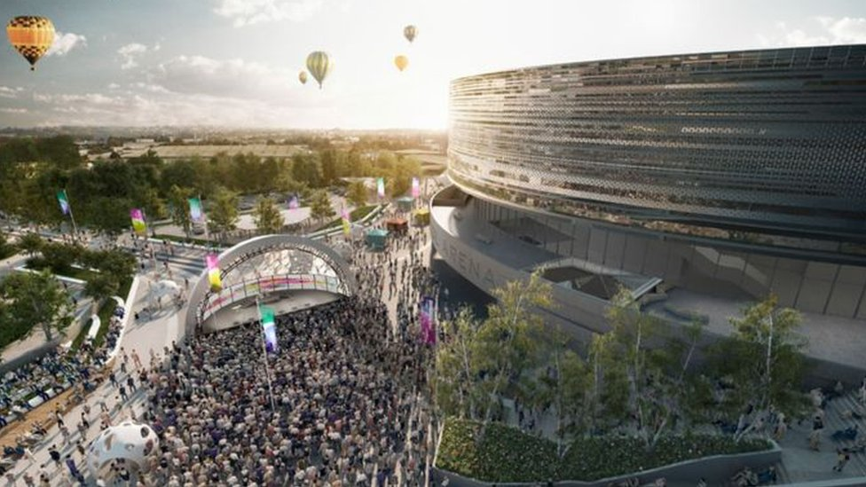 Bristol arena site decision 'call-in' rejected by scrutiny committee