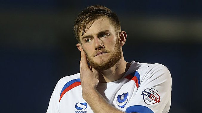 Matt Clarke: Brighton sign defender from Portsmouth for undisclosed fee