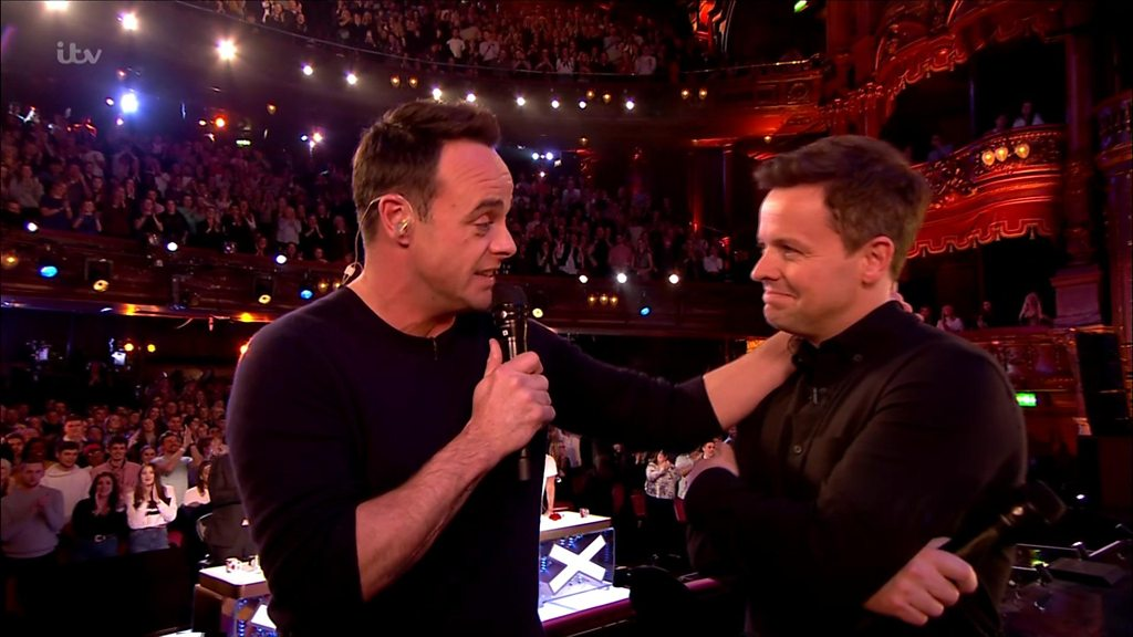NTAs 2019: Ant 'genuinely shocked' by win