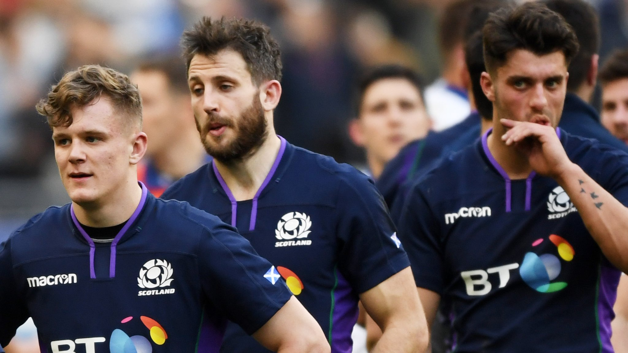 Scotland failed to match demands of jersey in France defeat - Townsend