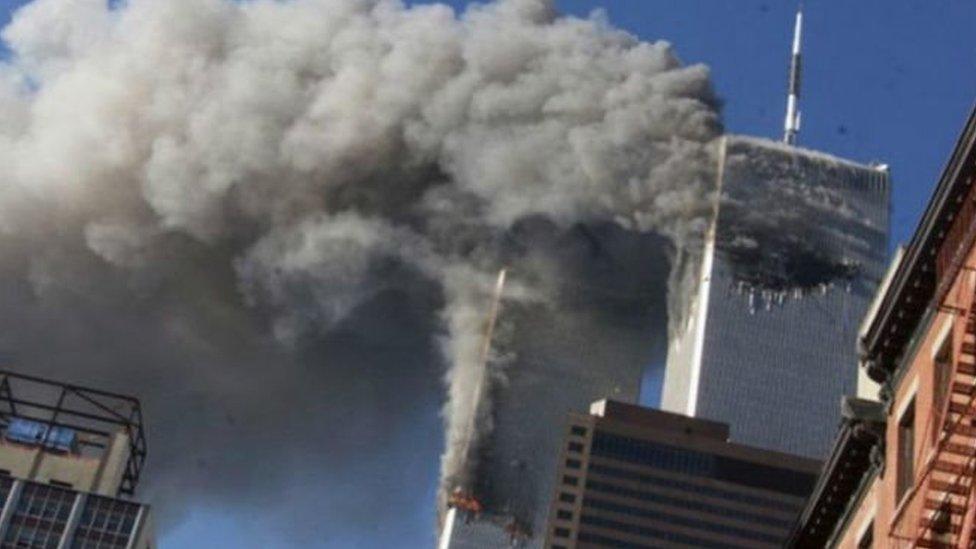 هجمات الحادي عشر من سبتمبر/أيلول
