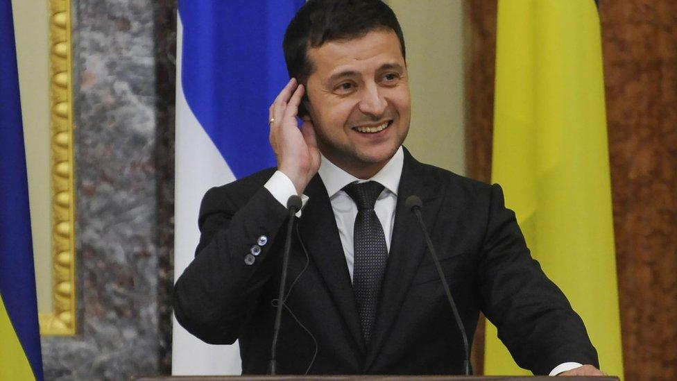 Чи дійсно Зеленський дезінформував українців про НАБУ?