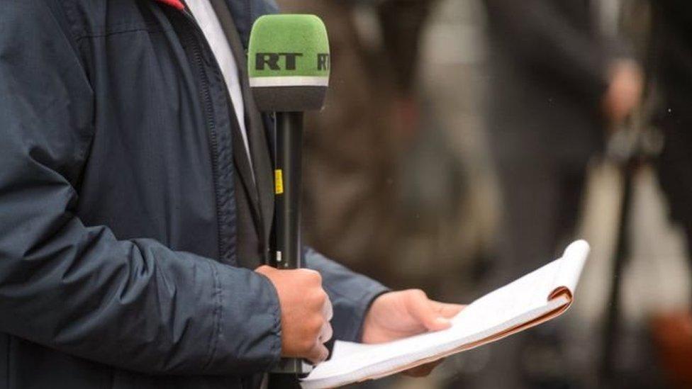 У Британії почали сім розслідувань щодо RT