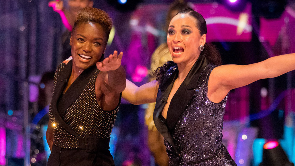 Strictly Come Dancing: Nicola Adams exits after Katya Jones catches Covid thumbnail