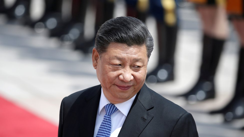 Xi Jinping en una fotografía de 2019.