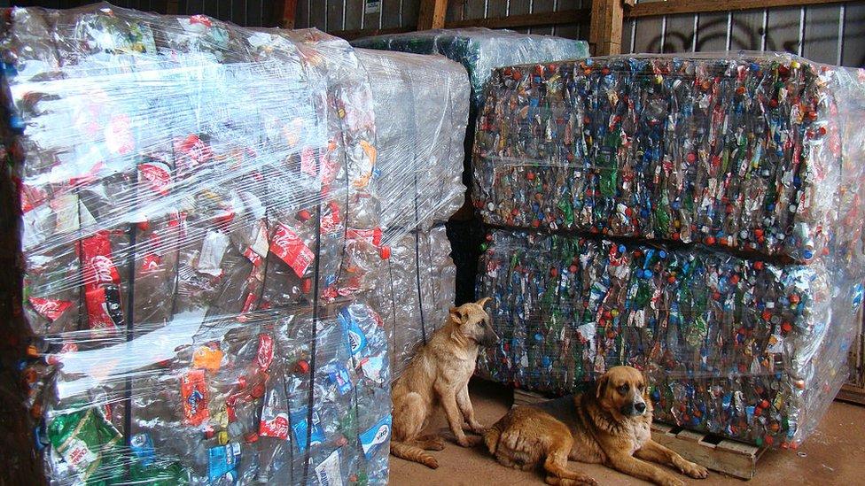 La basura es lo que más preocupa a los habitantes.