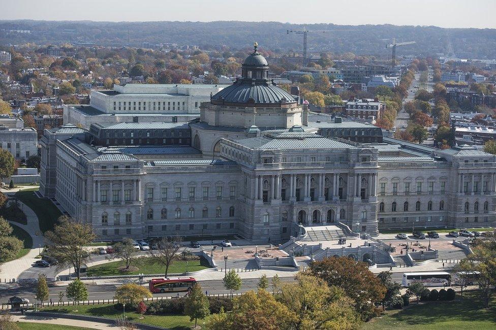 Biblioteca del Congreso de EE.UU.