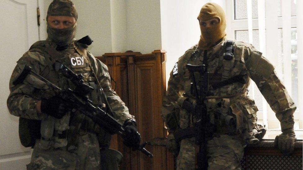 Обшуки в РИА Новости: СБУ розслідує справу про держзраду