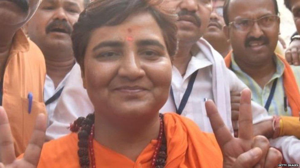 प्रज्ञा ठाकुर ने संसद में शपथ के दौरान क्या बोला कि हुआ विवाद- प्रेस रिव्यू