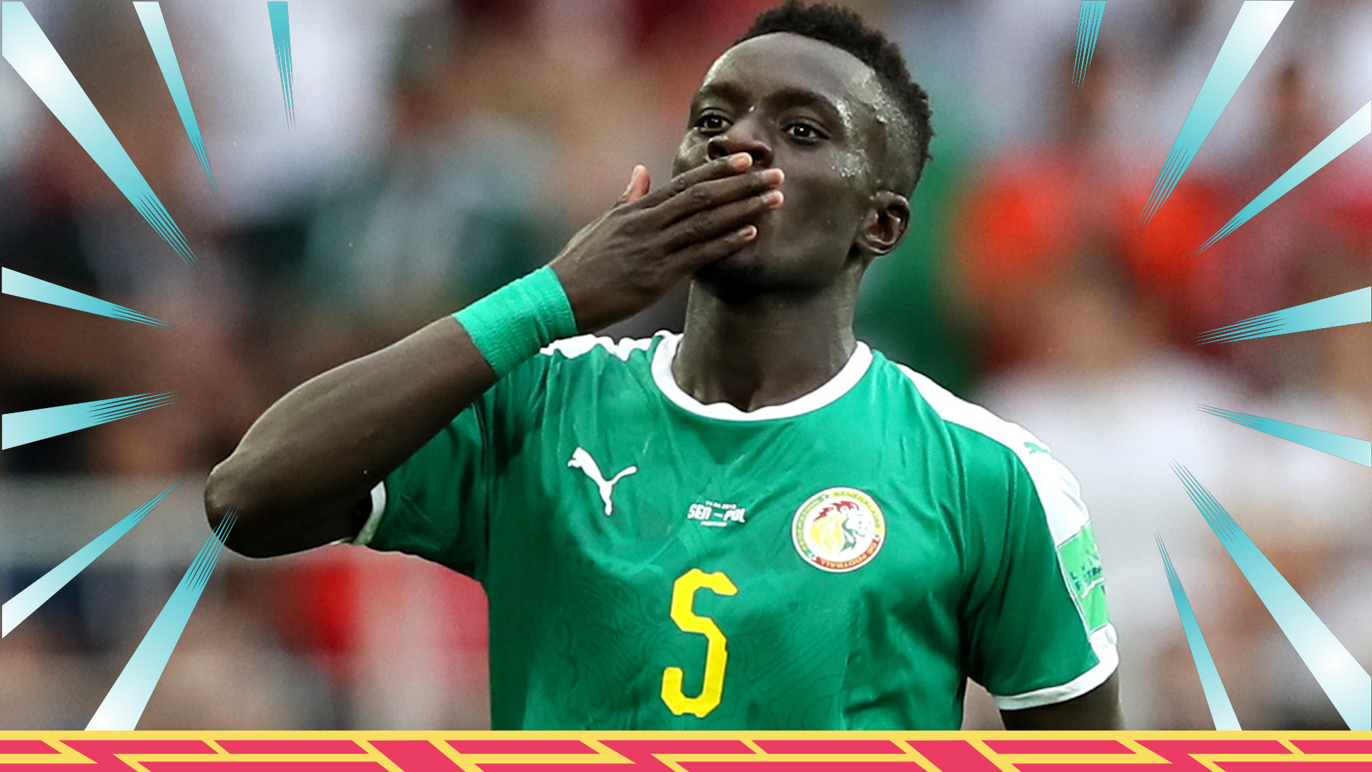 World Cup 2018: Poland 1-2 Senegal highlights