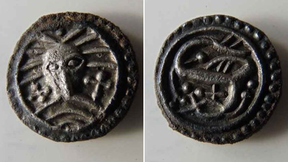 Anglo-Saxon coins, Great Ryburgh