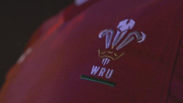 Wales rugby emblem