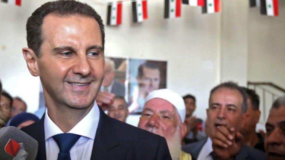 بشارالأسد