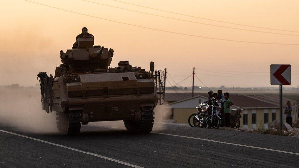 Туреччина проти курдів: США