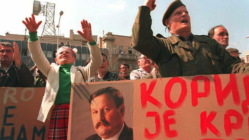 Knin, 1994.