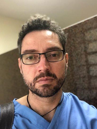 médico paliativista Douglas Crispim