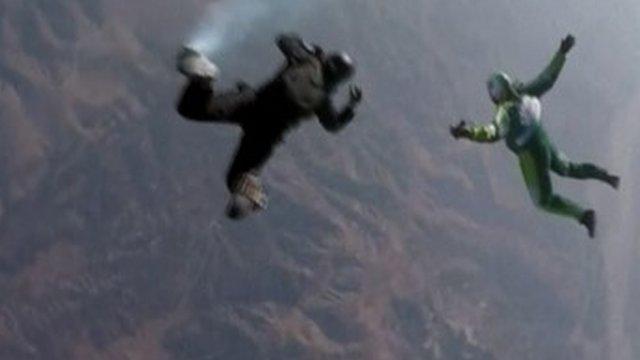 Skydivers