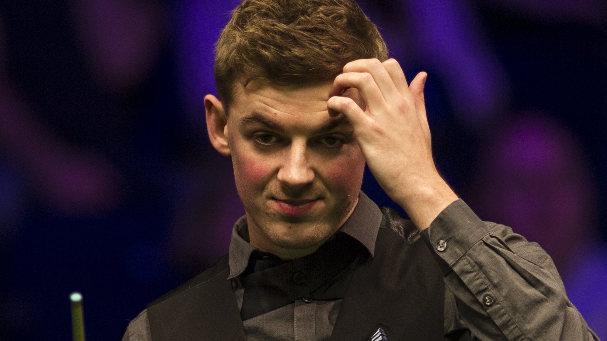 World Snooker Championship qualifying: Amateur James Cahill qualifies for Crucible
