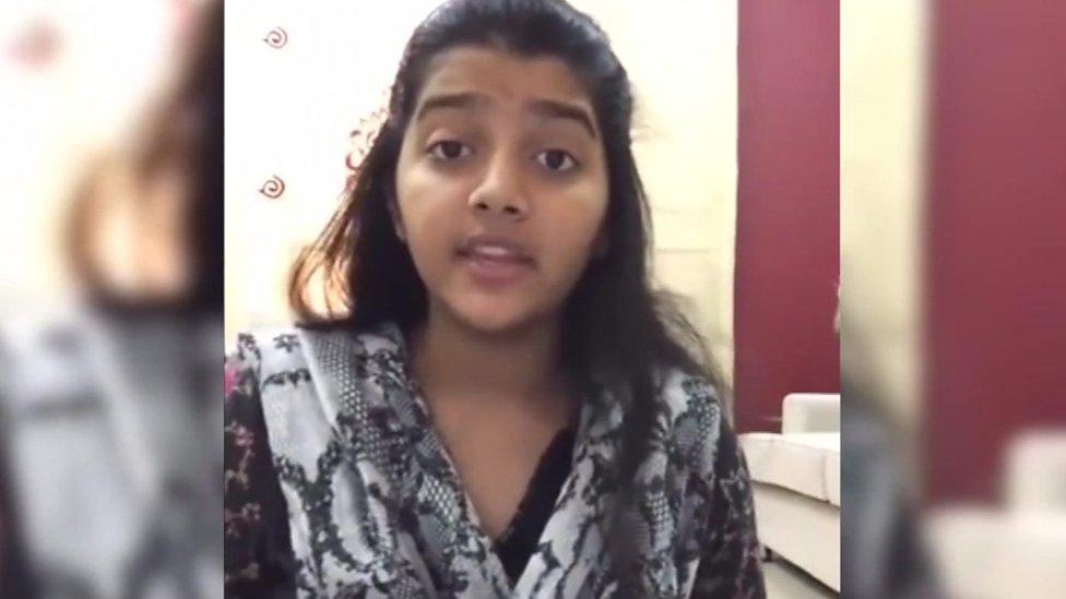 Texas school shooting: Pakistani girl's body returned home