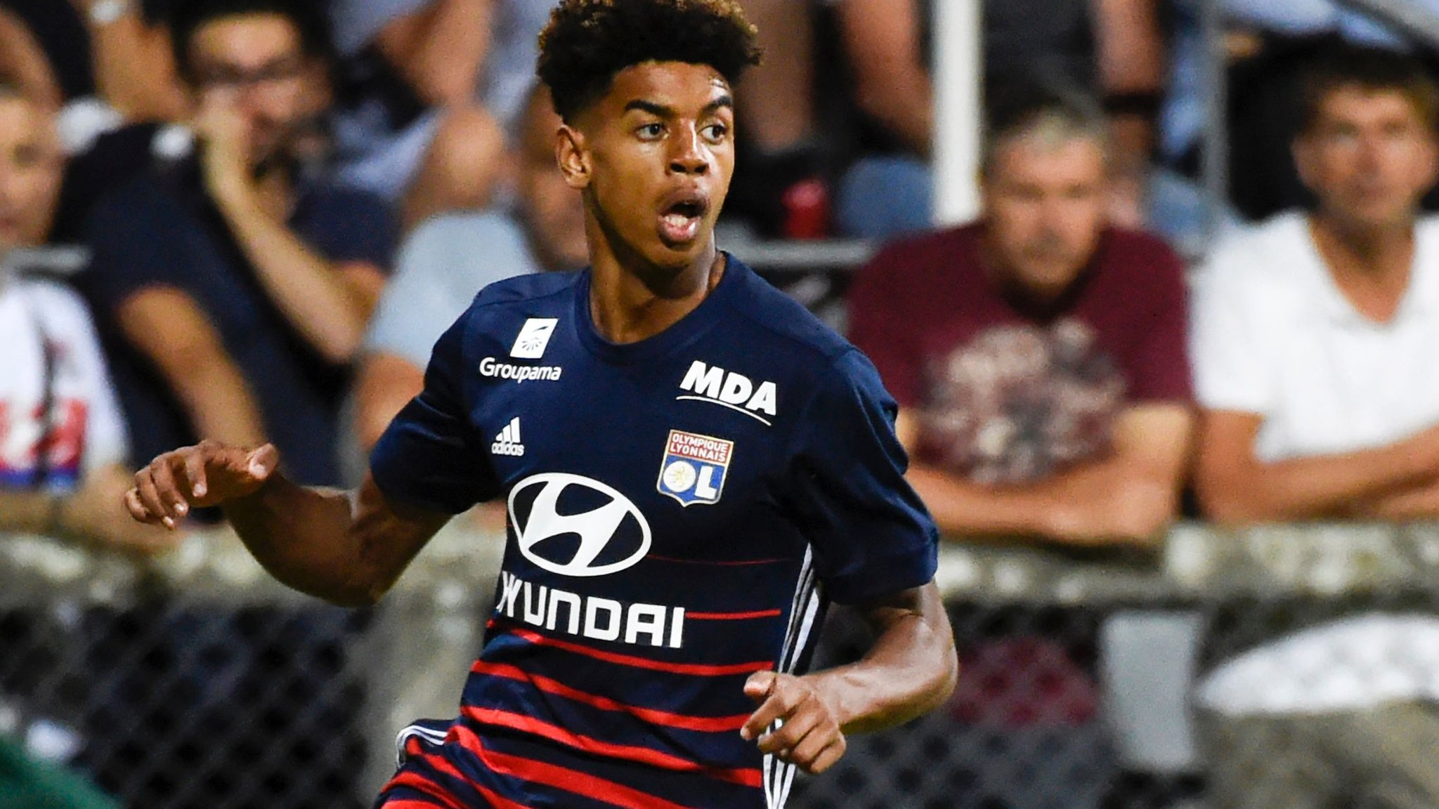 Willem Geubbels: Monaco sign 16-year-old Lyon striker for 20m euros