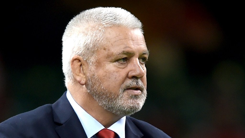 Gatland will not experiment in Six Nations - Williams
