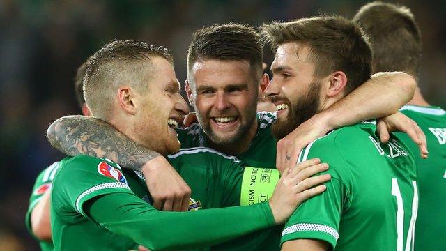 Northern Ireland players