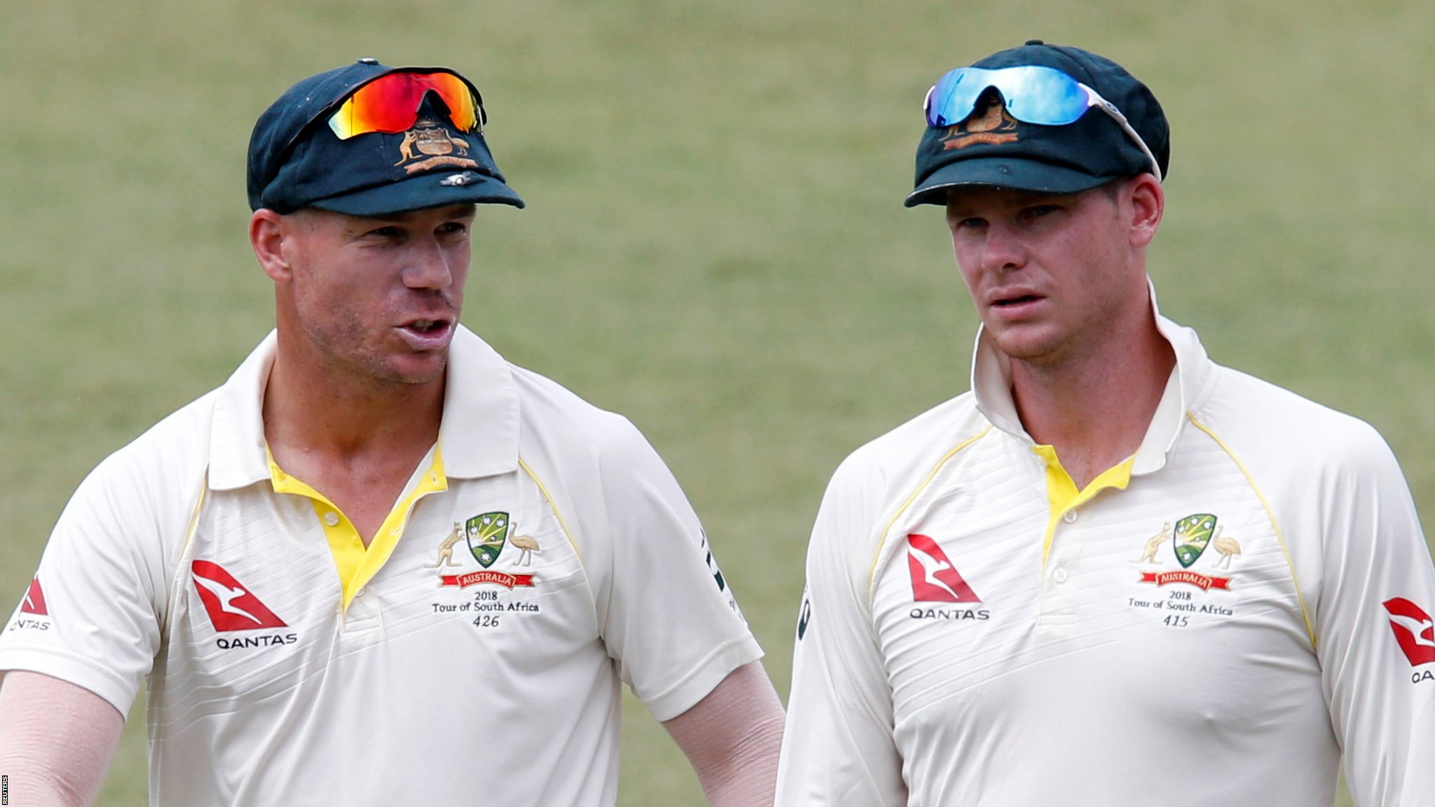 Steve Smith & David Warner: Banned Australia pair set to play in Canadian league