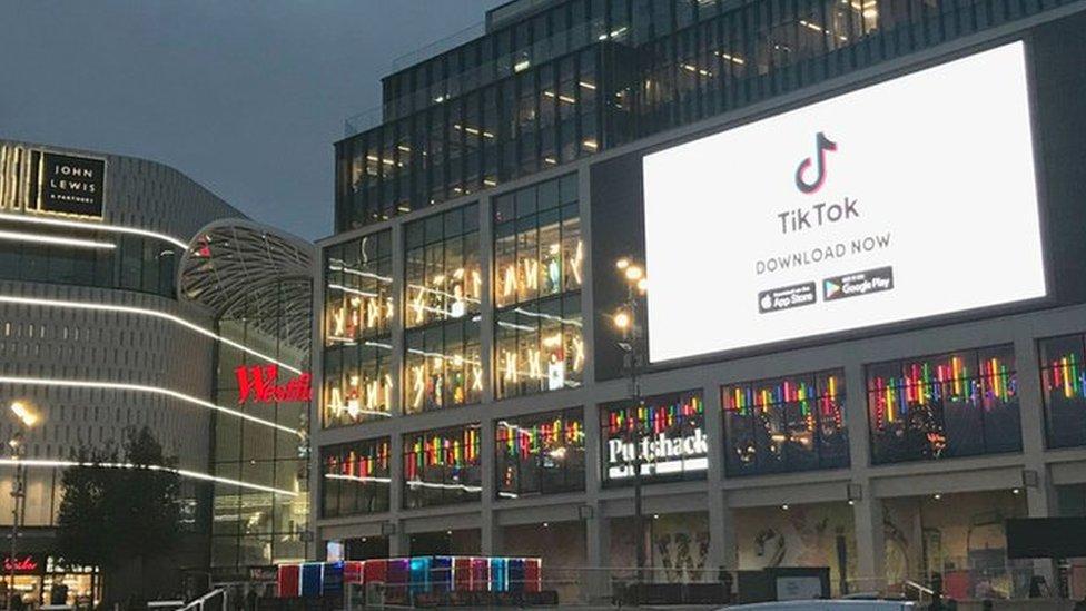 TikTok據信在全球擁有約5億活躍用戶,其中美國有約8000萬活躍用戶。