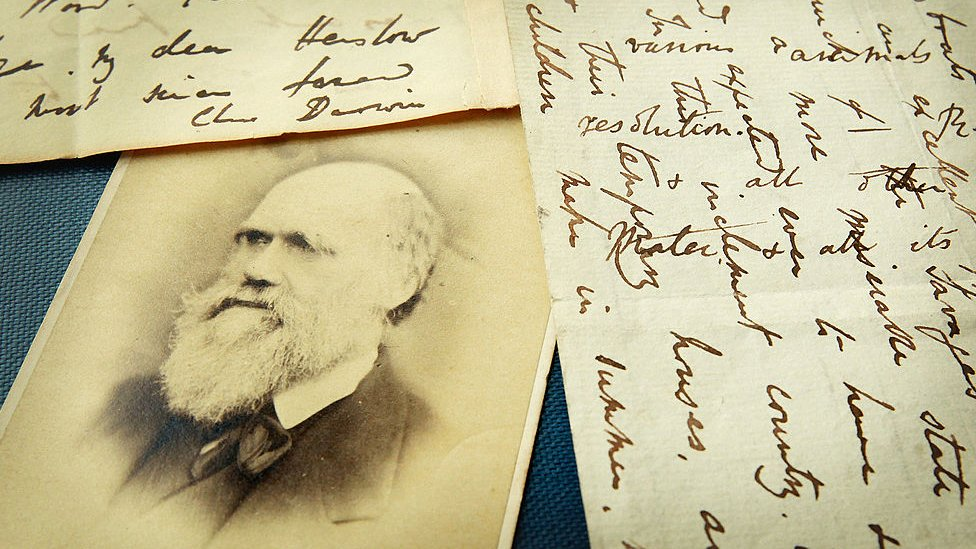 Letters - Charles Darwin