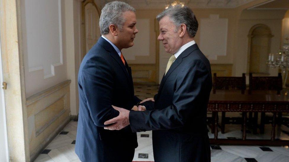 El presidente electo de Colombia, Iván Duque, afirmó durante su campaña que no quería vivir en la Casa de Nariño. Sin embargo, según varios medios de comunicación, cambió de parecer.