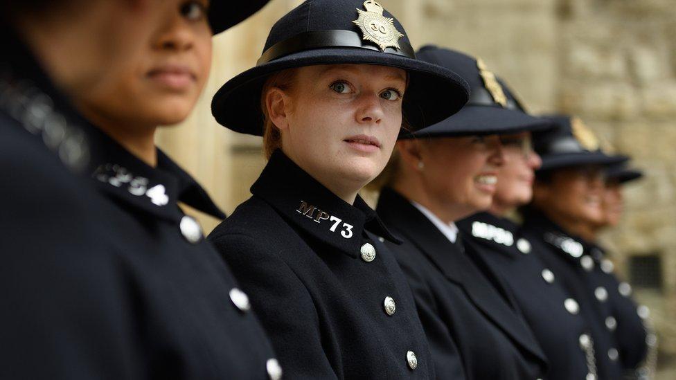 Women in force