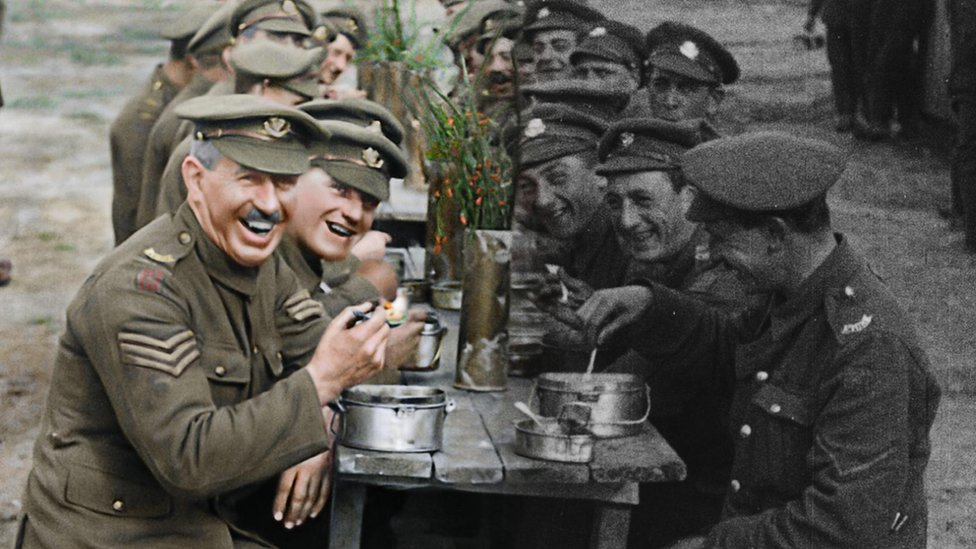 Peter Jackson: World War One footage brought to life by Lord of the Rings director