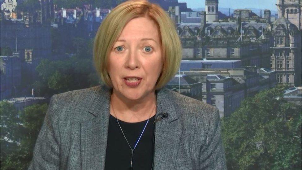 Labour's Lesley Laird
