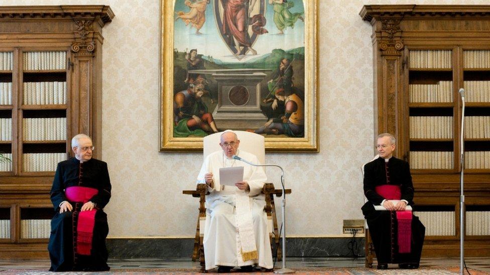 paus fransiskus, katolik