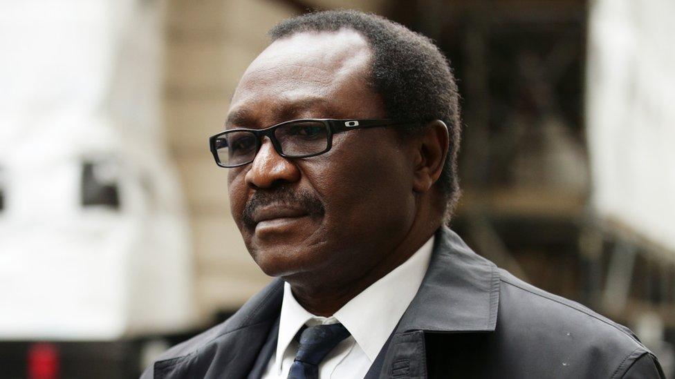 Dr Adedayo Adedeji