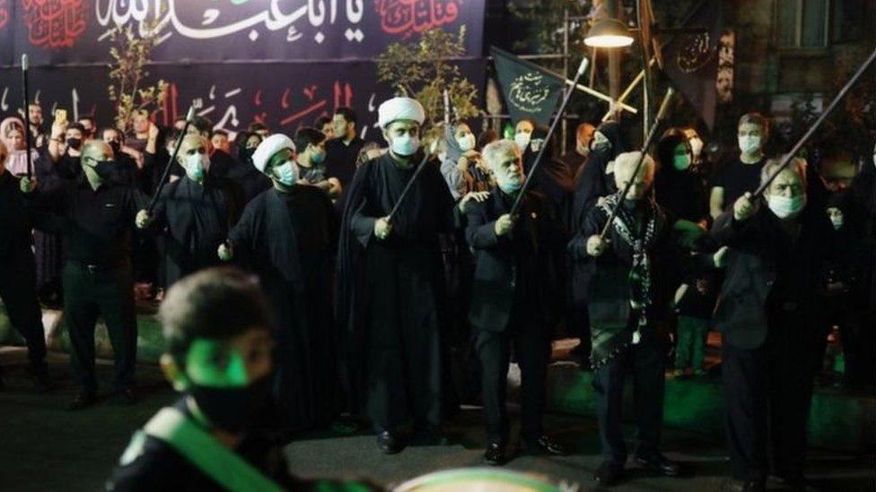 warga Iran