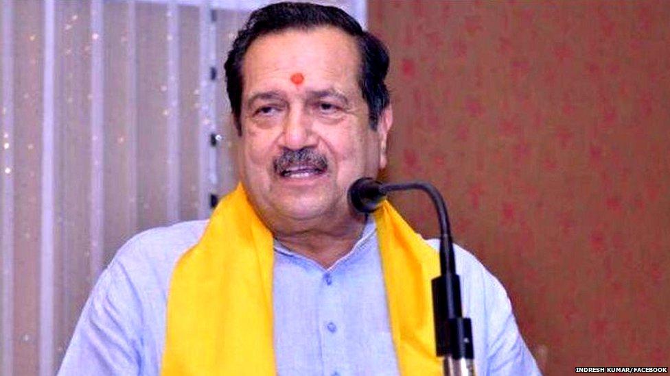 RSS नेता इंद्रेश कुमार ने कहा, 2025 तक भारत का हिस्सा बन जाएगा पाकिस्तान- प्रेस रिव्यू