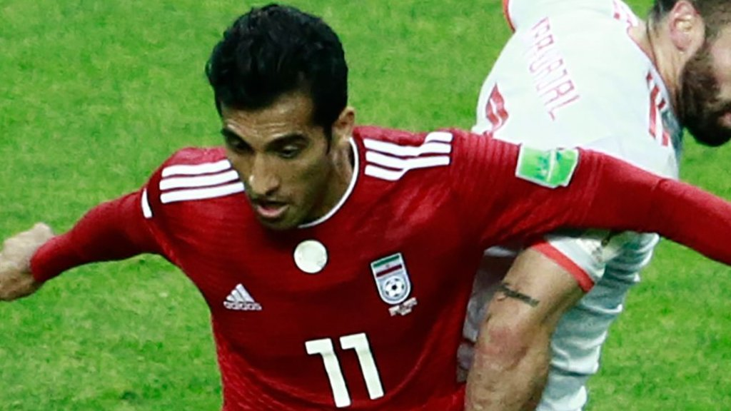 World Cup 2018: Iran v Spain - rate the players