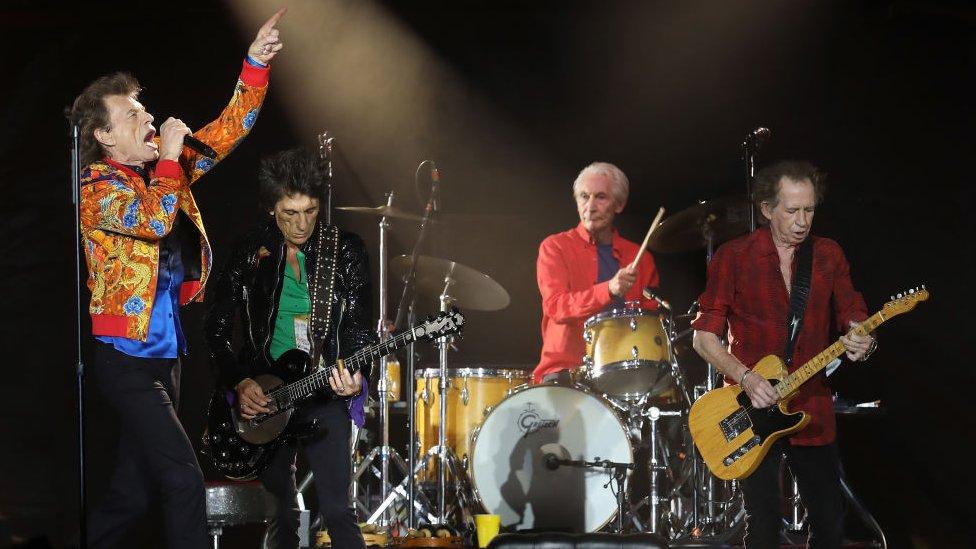 Rolling Stones in 2019