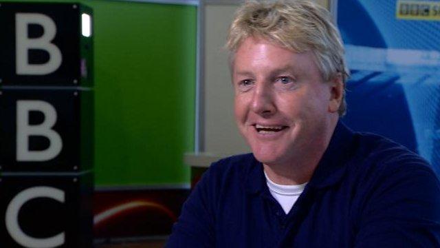 Former Scotland and Celtic striker Frank McAvennie