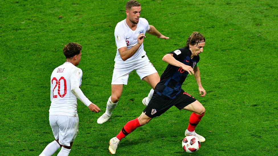 Modrić je vodio Hrvatsku do finala prošlogodišnjeg Mundijala