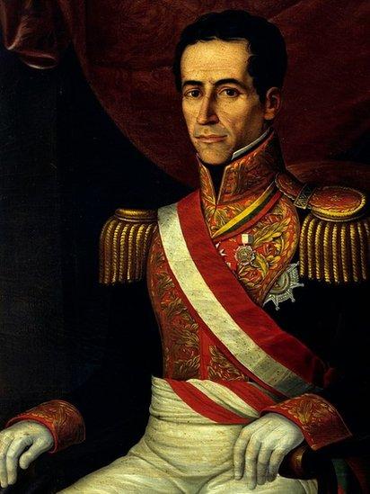 Andrés de Santa Cruz
