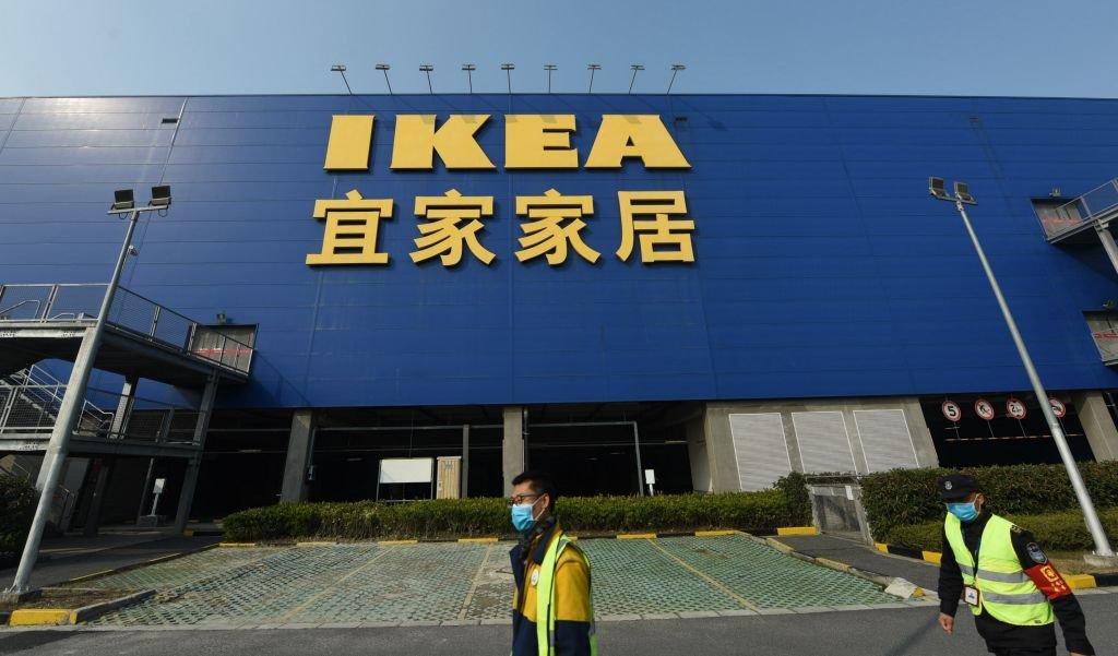 IKEA Çin'deki 33 mağazasını da kapattı