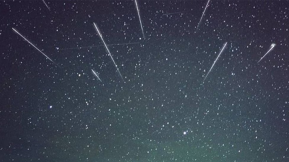 Did you see the Geminid meteor shower?